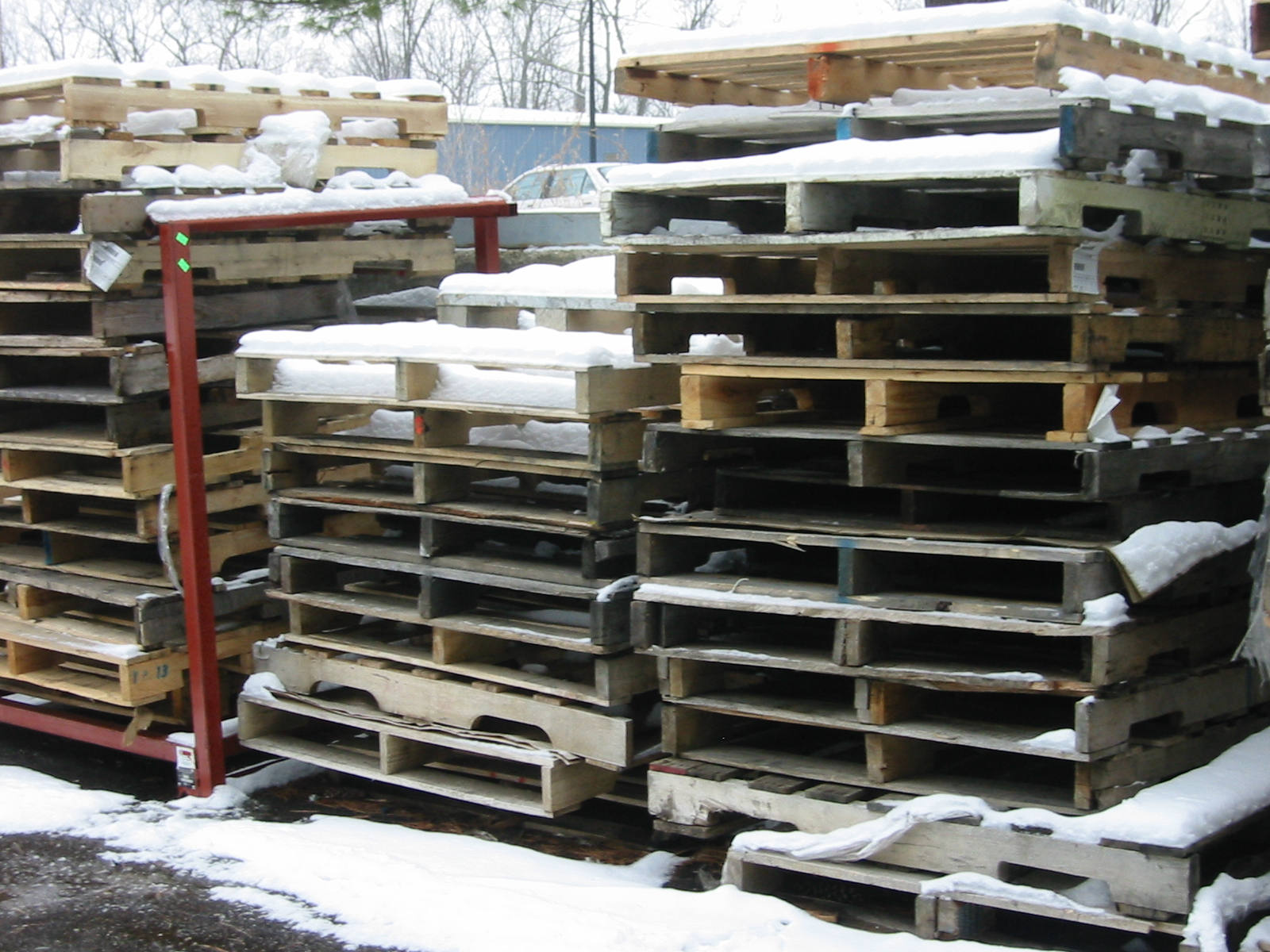 Barn Building Materials