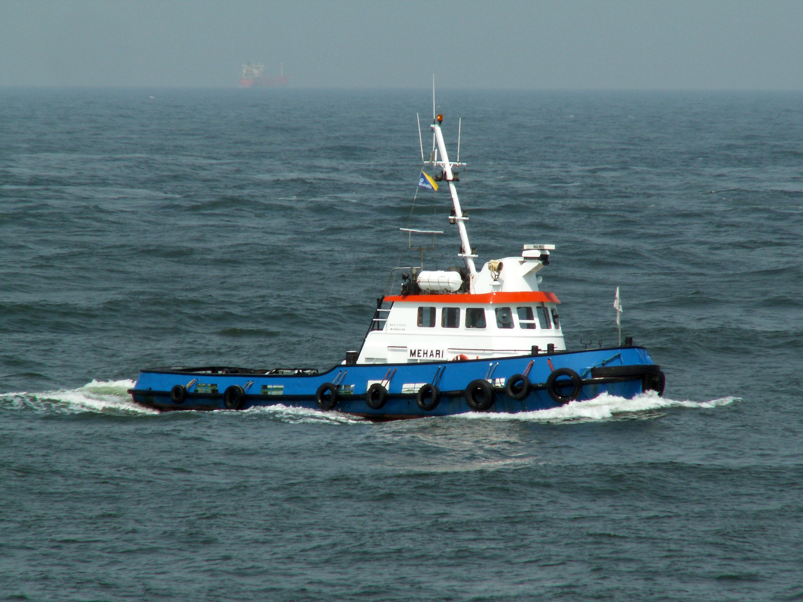 Enlightone: Tugboat The Bird Tugboat D 233 Finition What Is