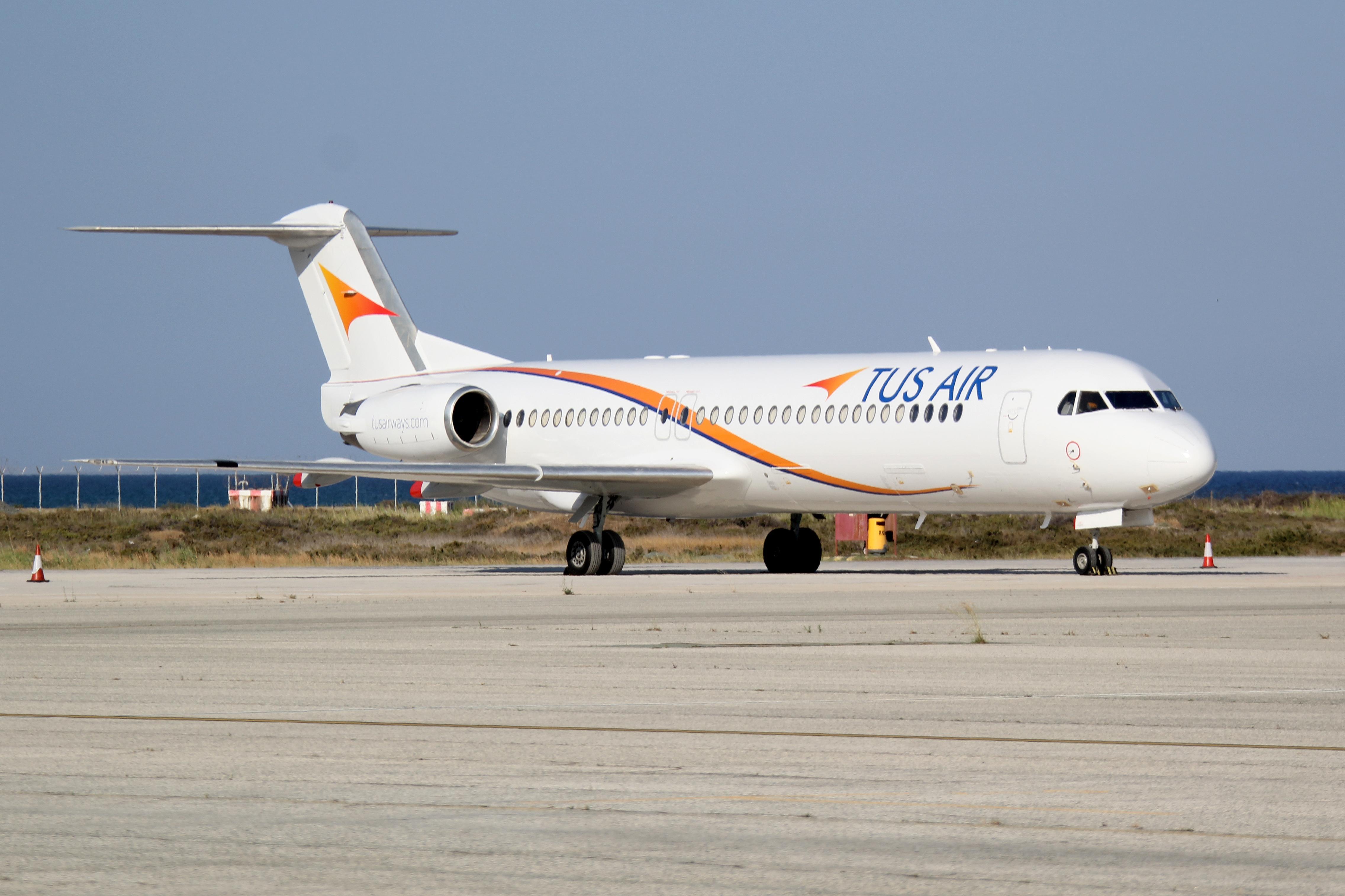 Συνεχίζει και το χειμώνα τη σύνδεση Ιωαννίνων - Κύπρου η TUS