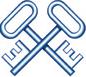 USCG Storekeeper rating badge