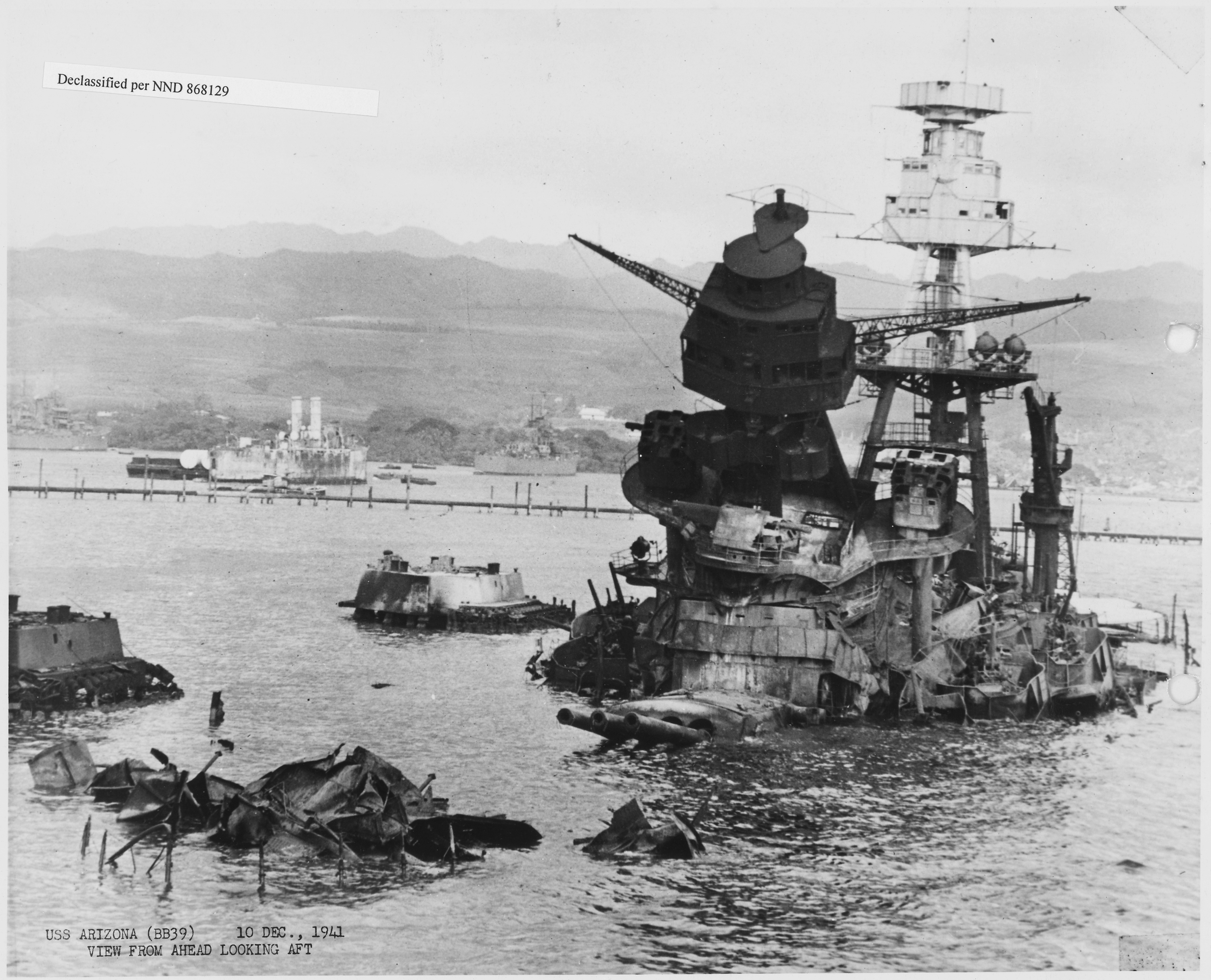 the boming of pearl harbor The attack sank or beached a total of twelve ships and damaged nine others 160 aircraft were destroyed and 150 others damaged the attack took the country by surprise, especially the ill-prepared pearl harbor base.