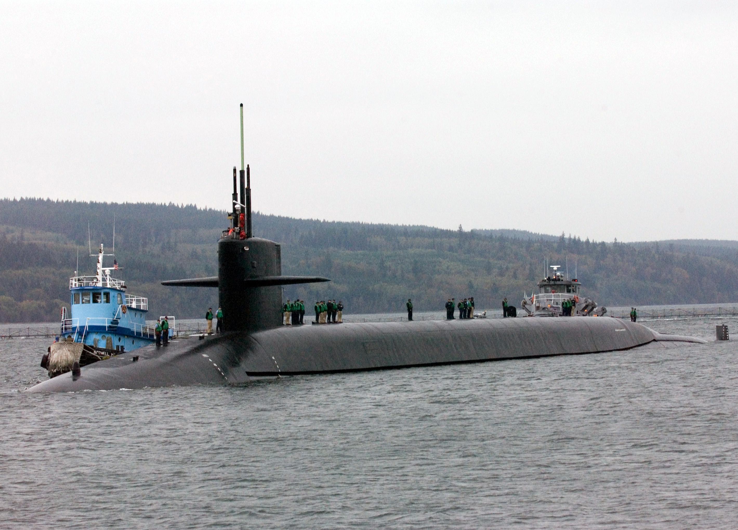 Ohio-class submarine - Wikipedia