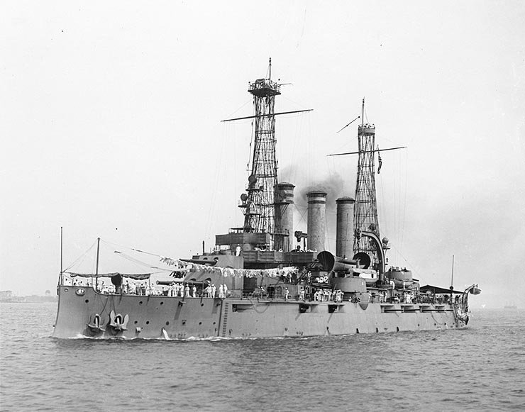 The USS Nebraska