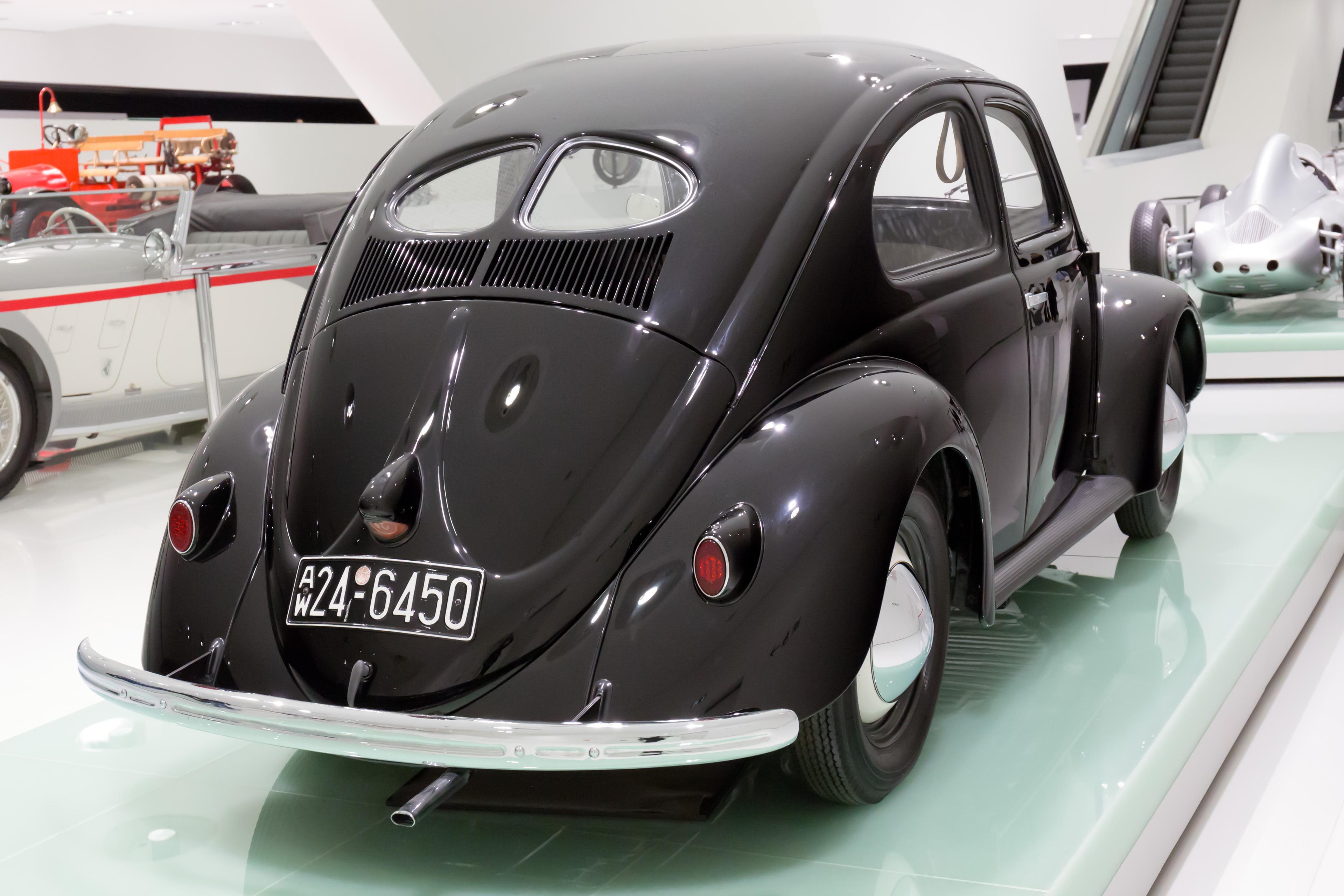 File Volkswagen Type 1 Rear Right Porsche Museum Jpg