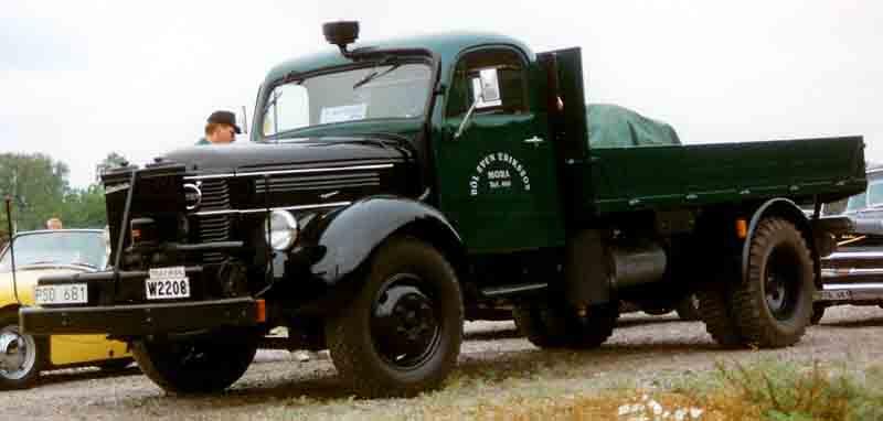 File:Volvo LV 142 DS Truck 1946.jpg - Wikimedia Commons