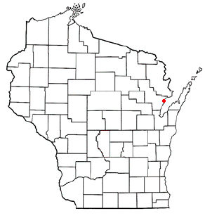 Oconto (town), Wisconsin Town in Wisconsin, United States