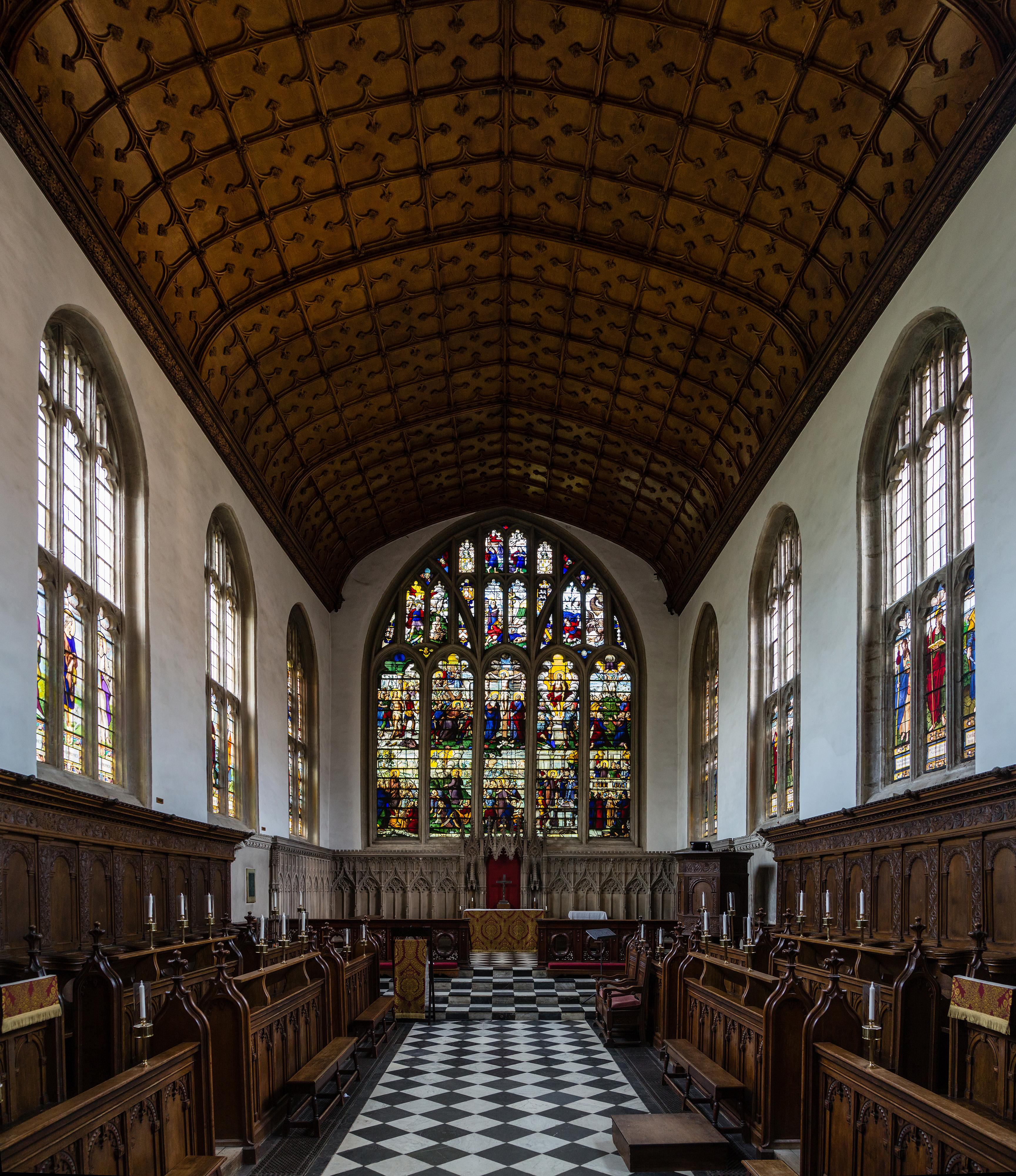 Deco Glass Oxford