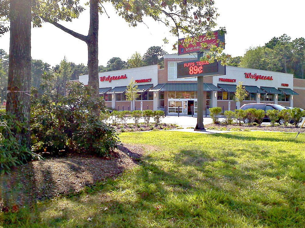 A Walgreens in Little Egg Harbor, New Jersey, which opened in 2006.