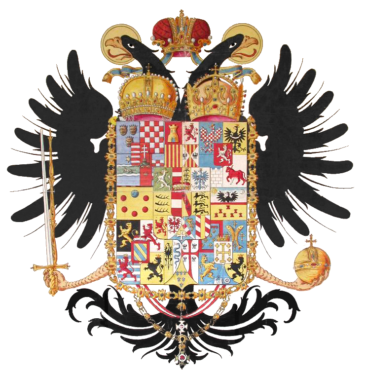 15 crauzer LEOPOLDO I 1666 Wappen_Kaiser_Joseph_II._1765_%28Gro%C3%9F%29