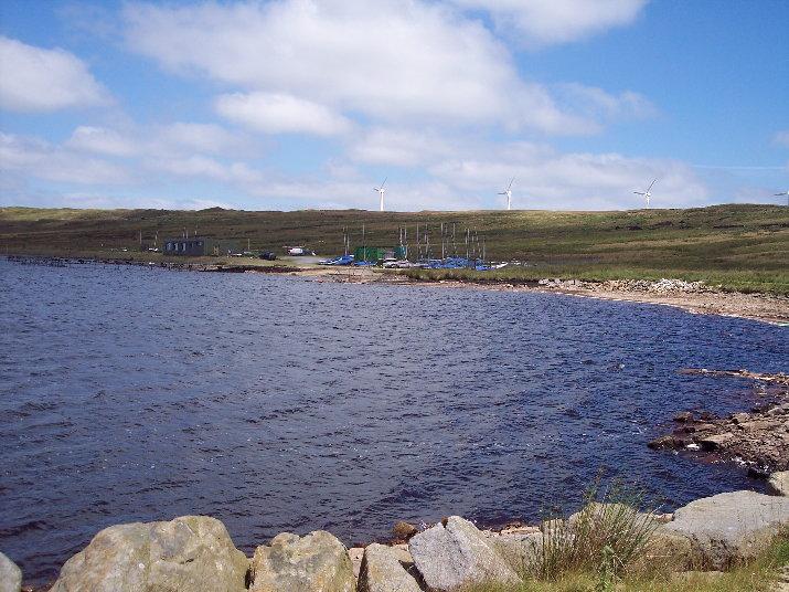 Warley Moor reservoir - geograph.org.uk - 27645