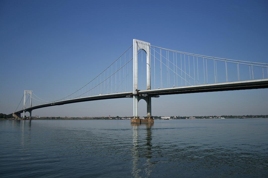 Bronx–Whitestone Bridge - Wikipedia