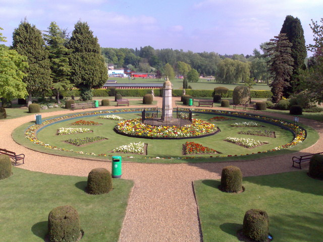 Wicksteed Park - geograph.org.uk - 472404