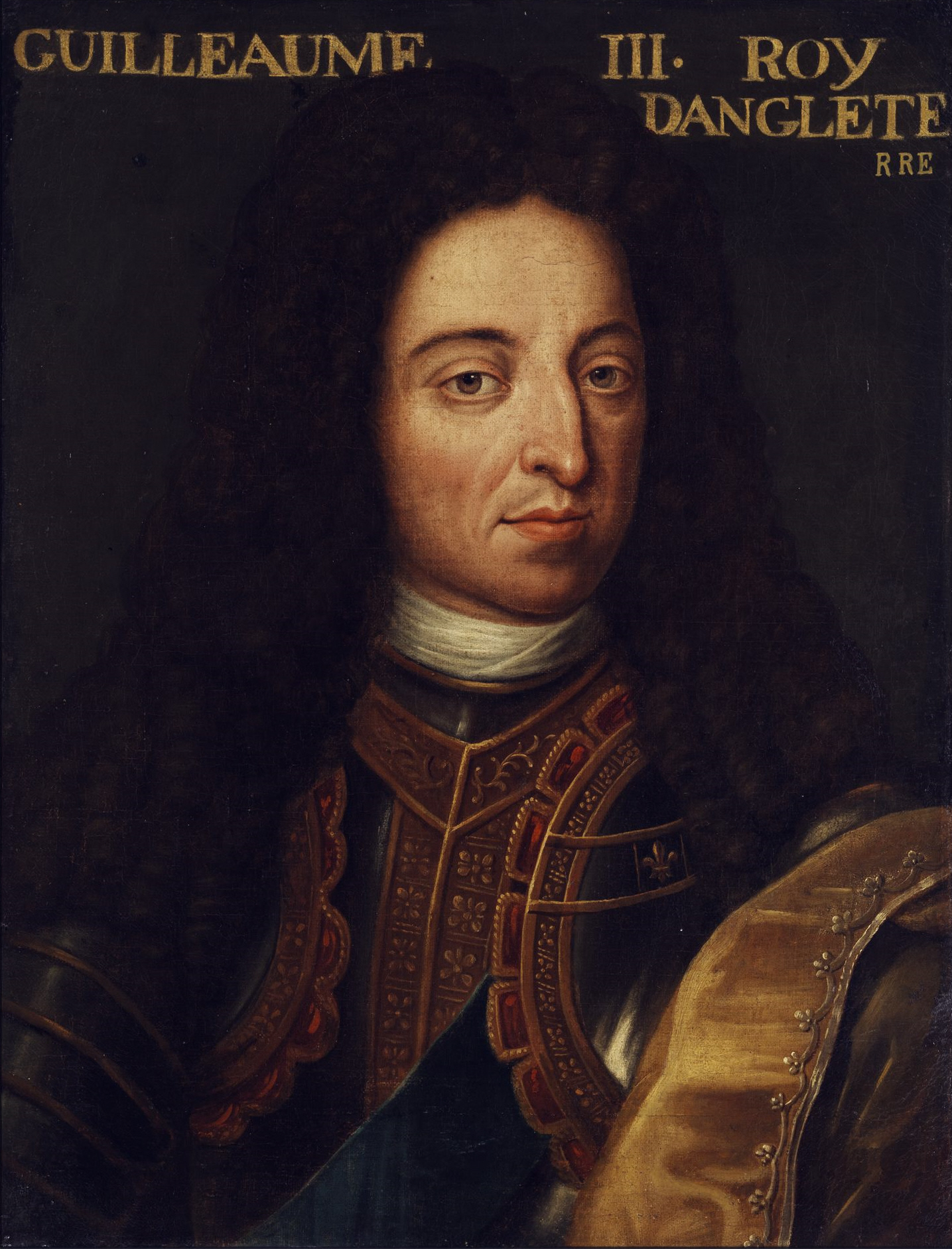william of orange freemason