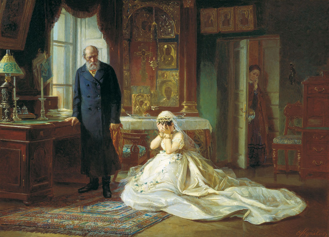 Marriage in regency england