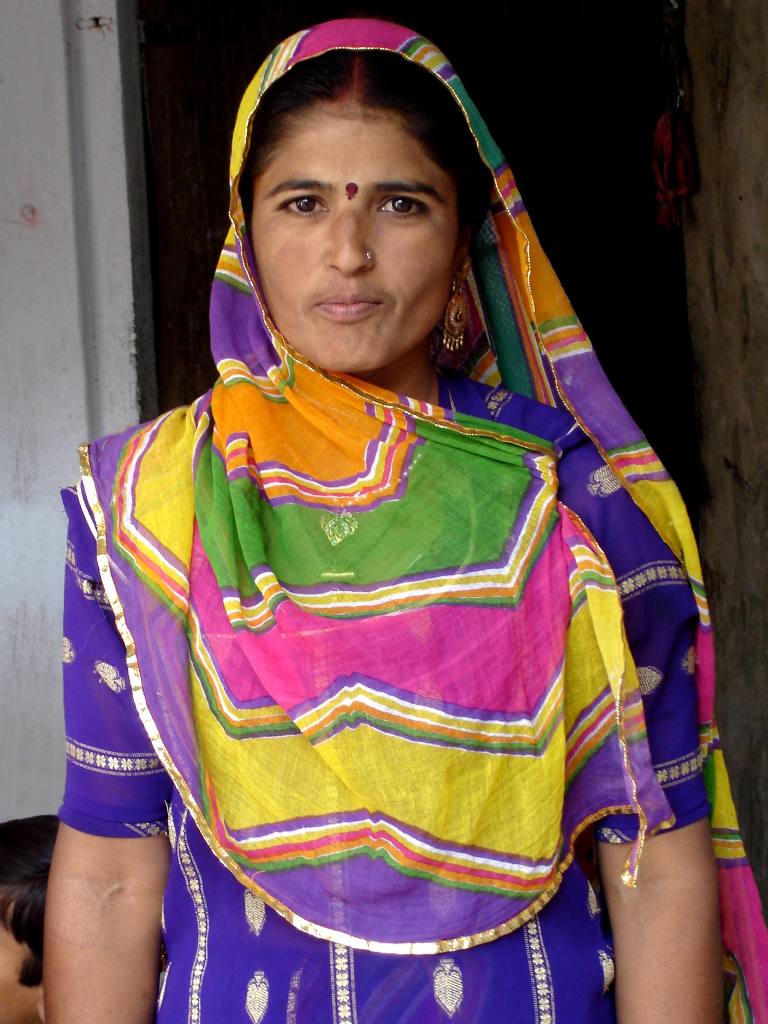 File Quot 1 Women Of India Quot Traditional Dress Jpg Wikimedia Commons