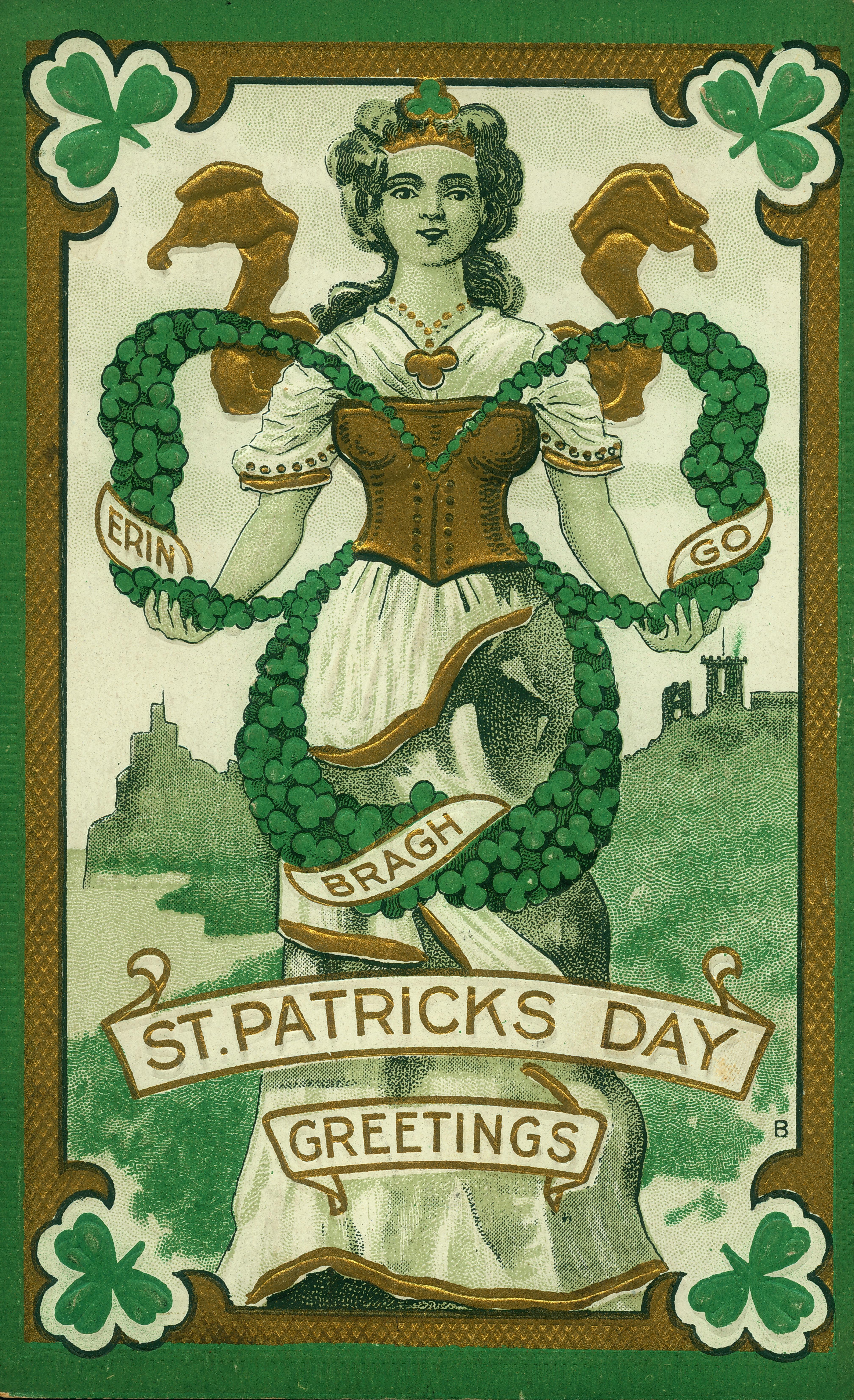 Fileerin Go Braugh St Patricks Day Greetingsg Wikimedia