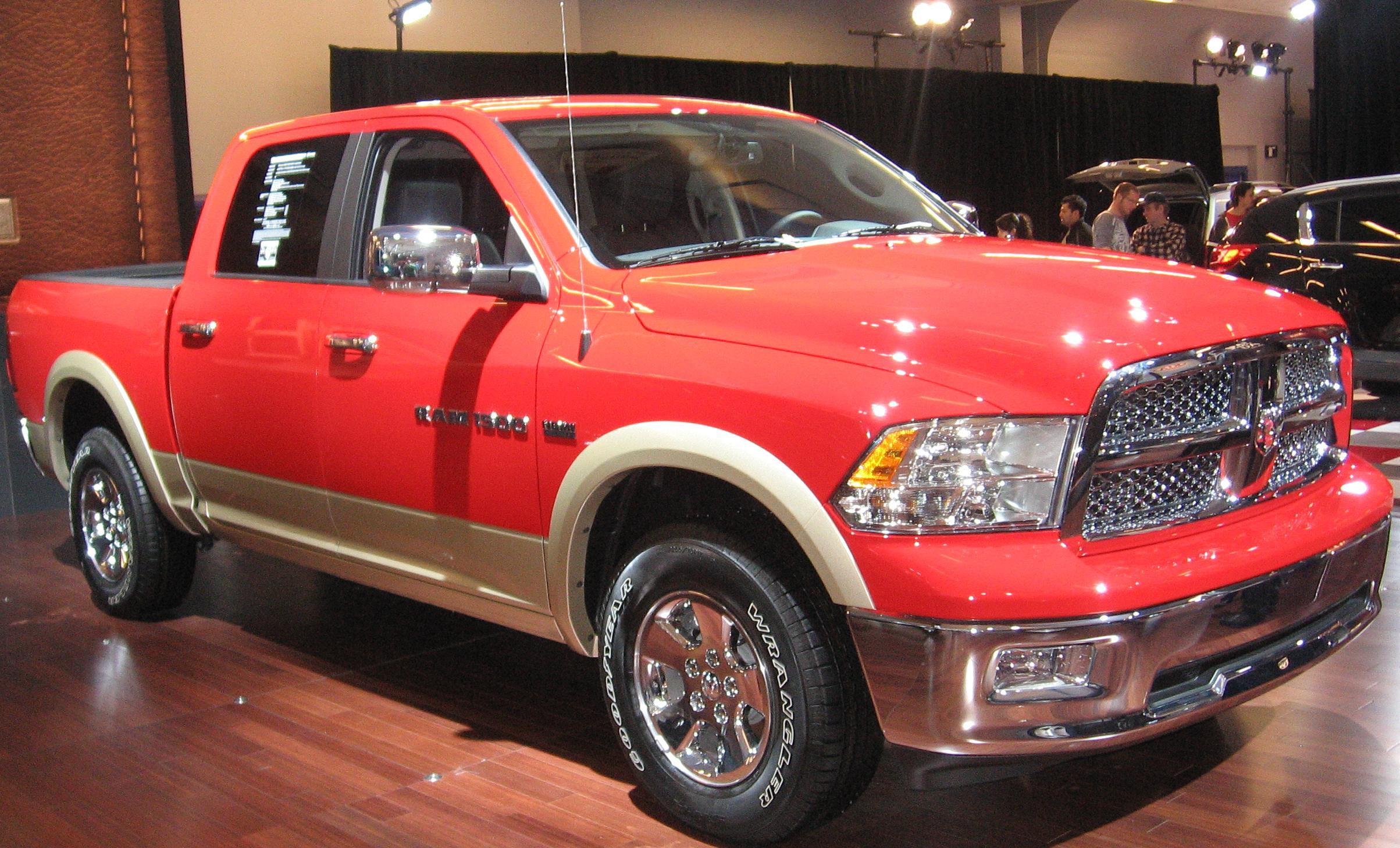 Dodge Ram Quad Cab