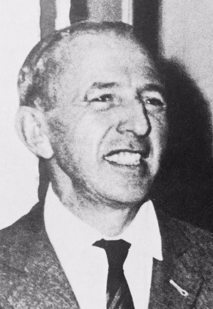Ángel Rosenblat in 1957