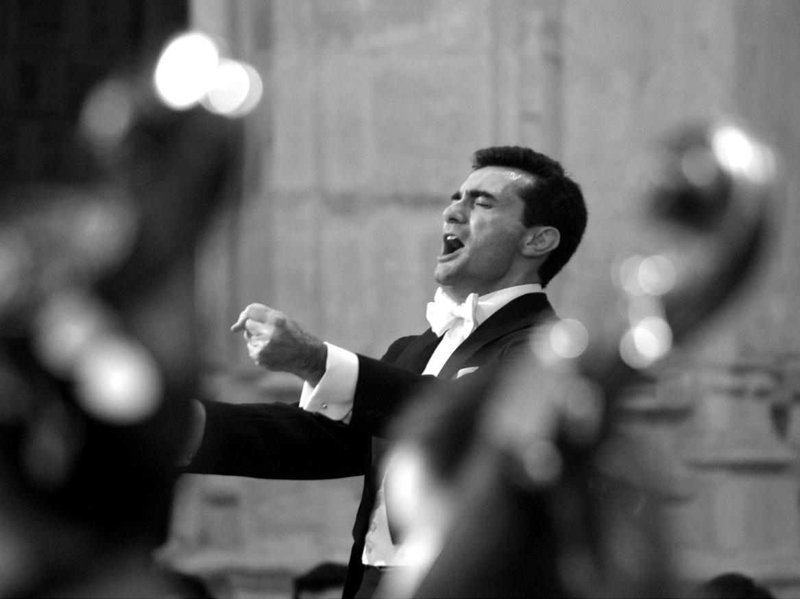 Íñigo Pirfano. 9ª Simfonia Beethoven patrimoni  Humanitat