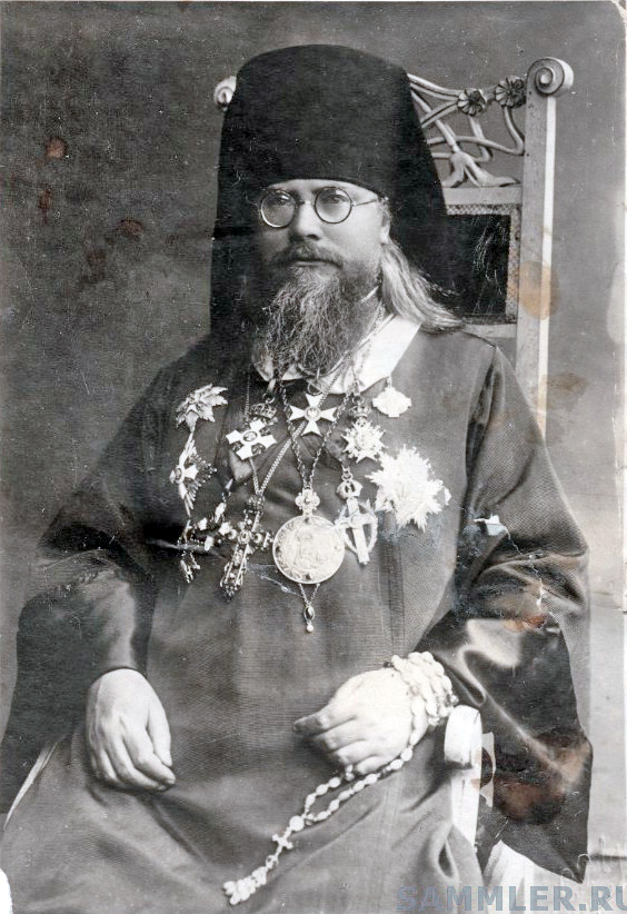 Митрополит Алексий (в миру Александр Якубович Громадский