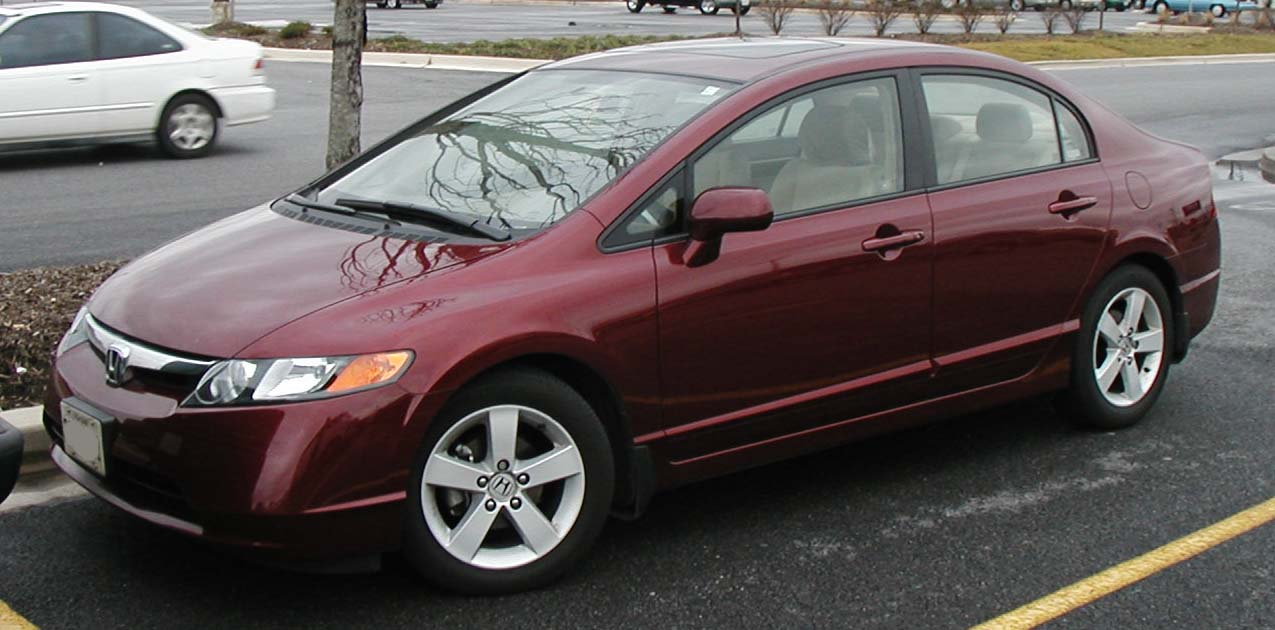 File:06 07 Honda Civic EX Sedan