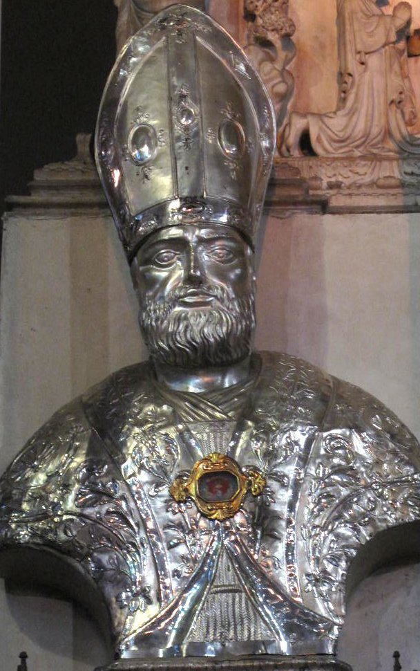 bishop of milan