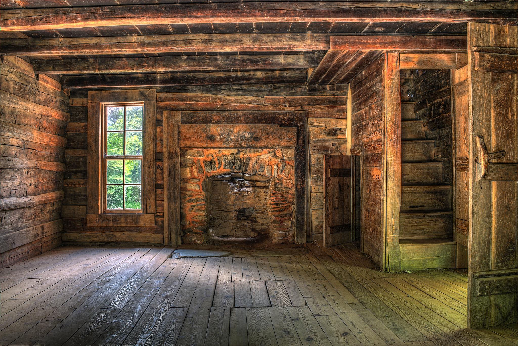 Cades Code - -John Oliver Cabin