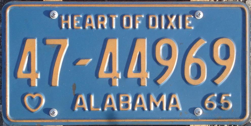 File 1965 Al Passenger Plate Jpg Wikimedia Commons