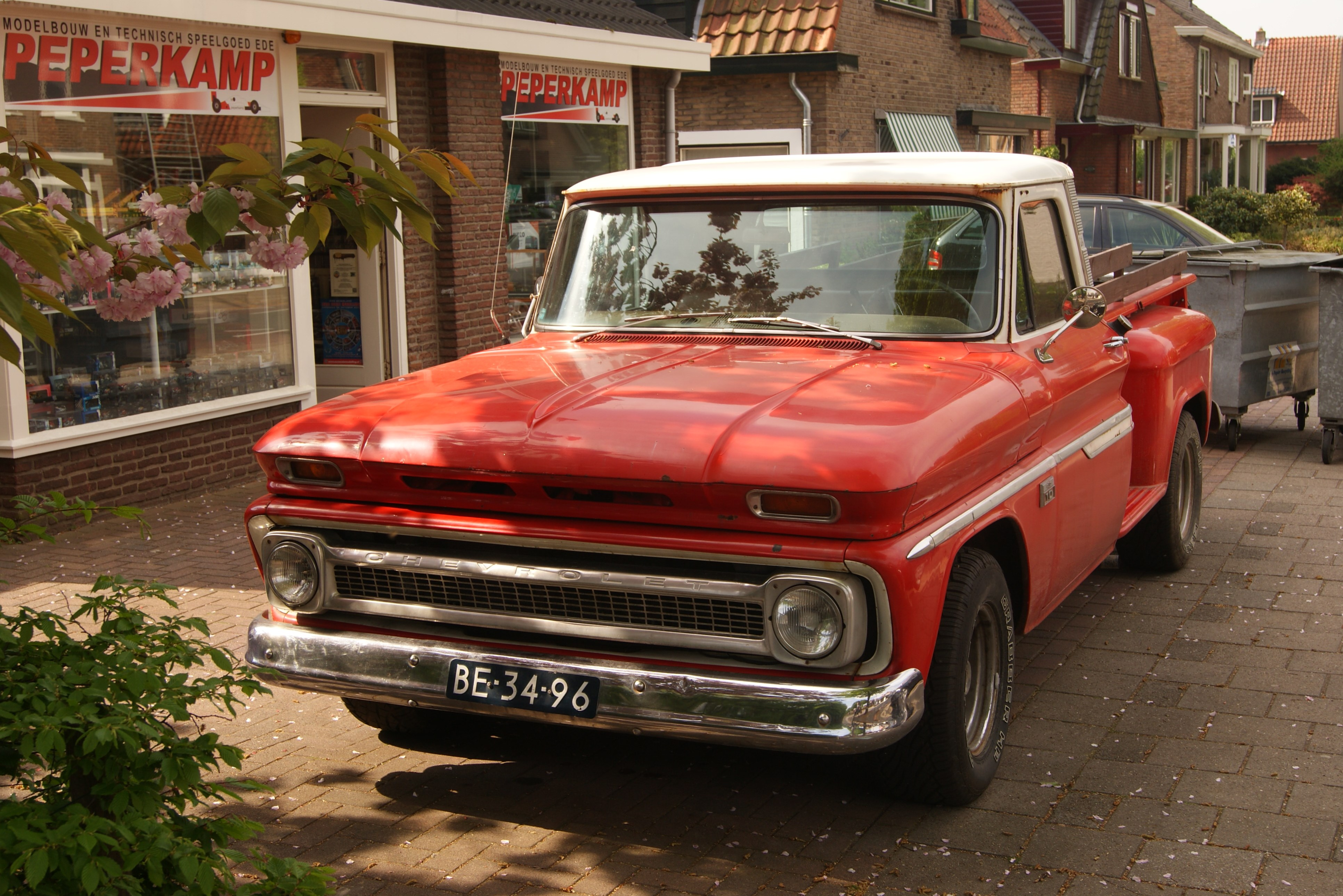 File1966 Chevrolet C10 Pick Up 8770313944 Wikimedia Commons 1966