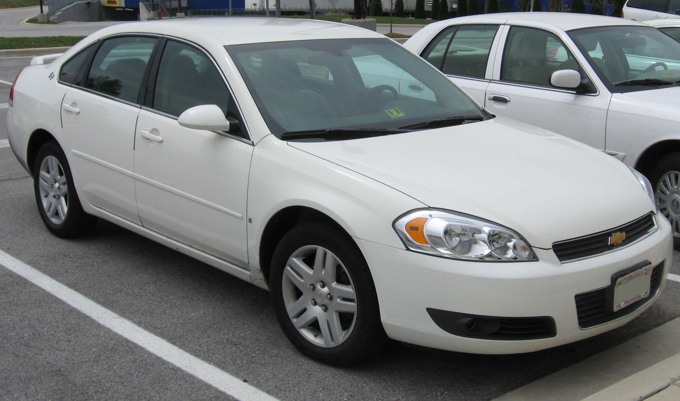 Used Impala Police Cars For Sale