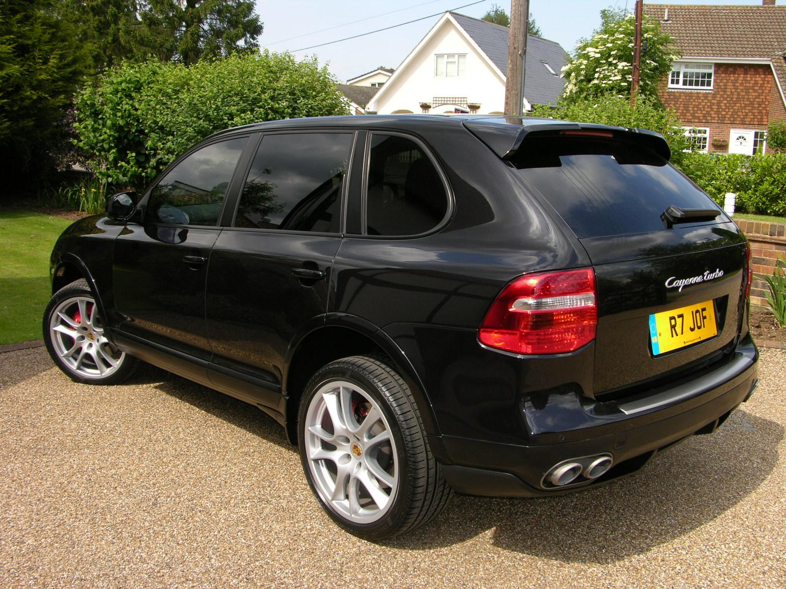 File 2007 Porsche Cayenne Turbo Flickr The Car Spy 17