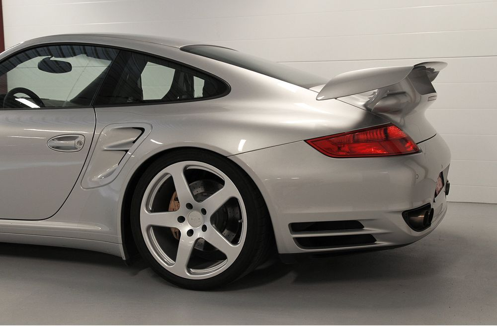 File2008 Porsche 911 997 Turbo RUF RT 12 , Flickr , The Car