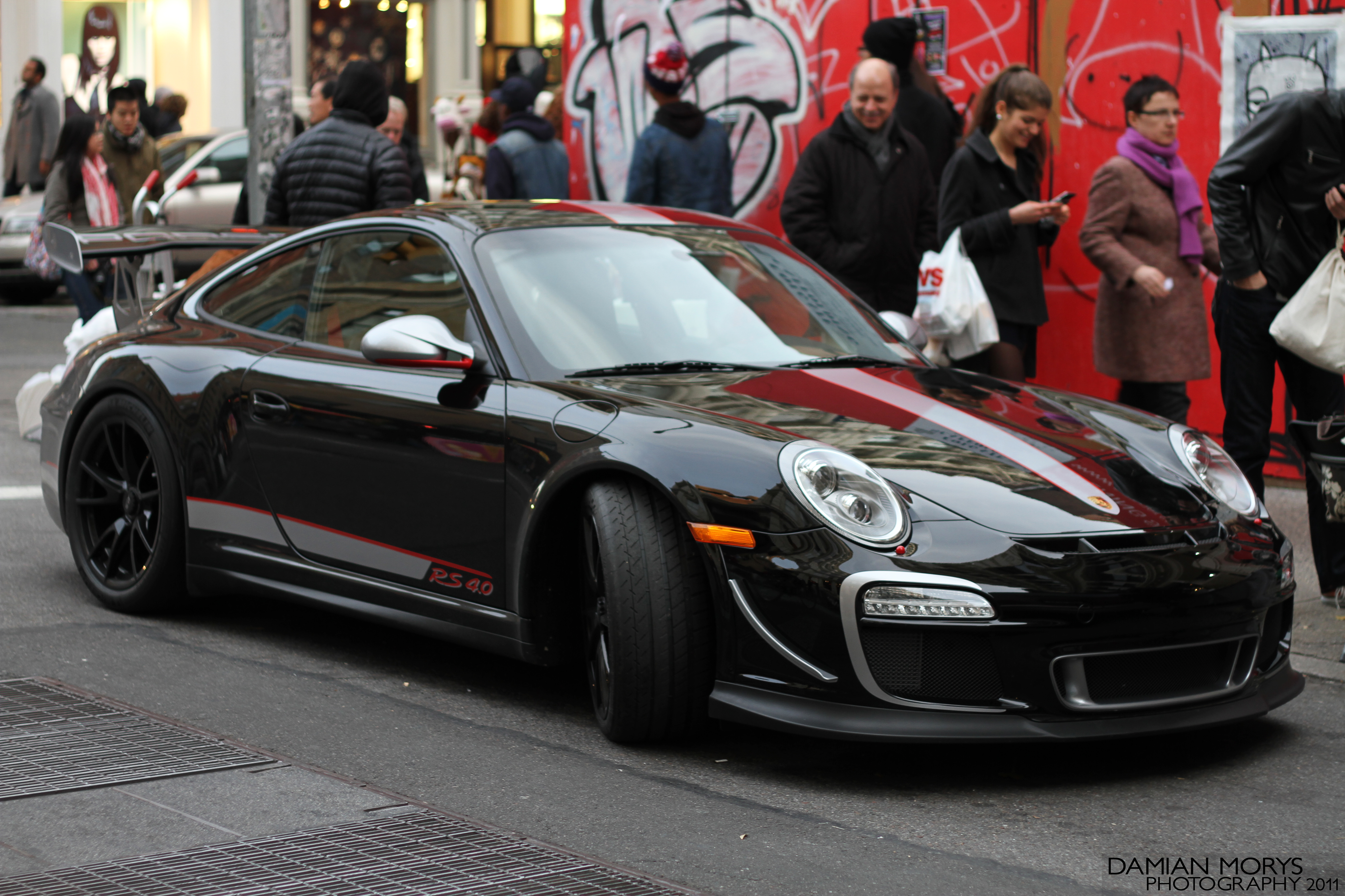datei 2011 black porsche 997 gt3 rs 4 0 in soho wikipedia. Black Bedroom Furniture Sets. Home Design Ideas