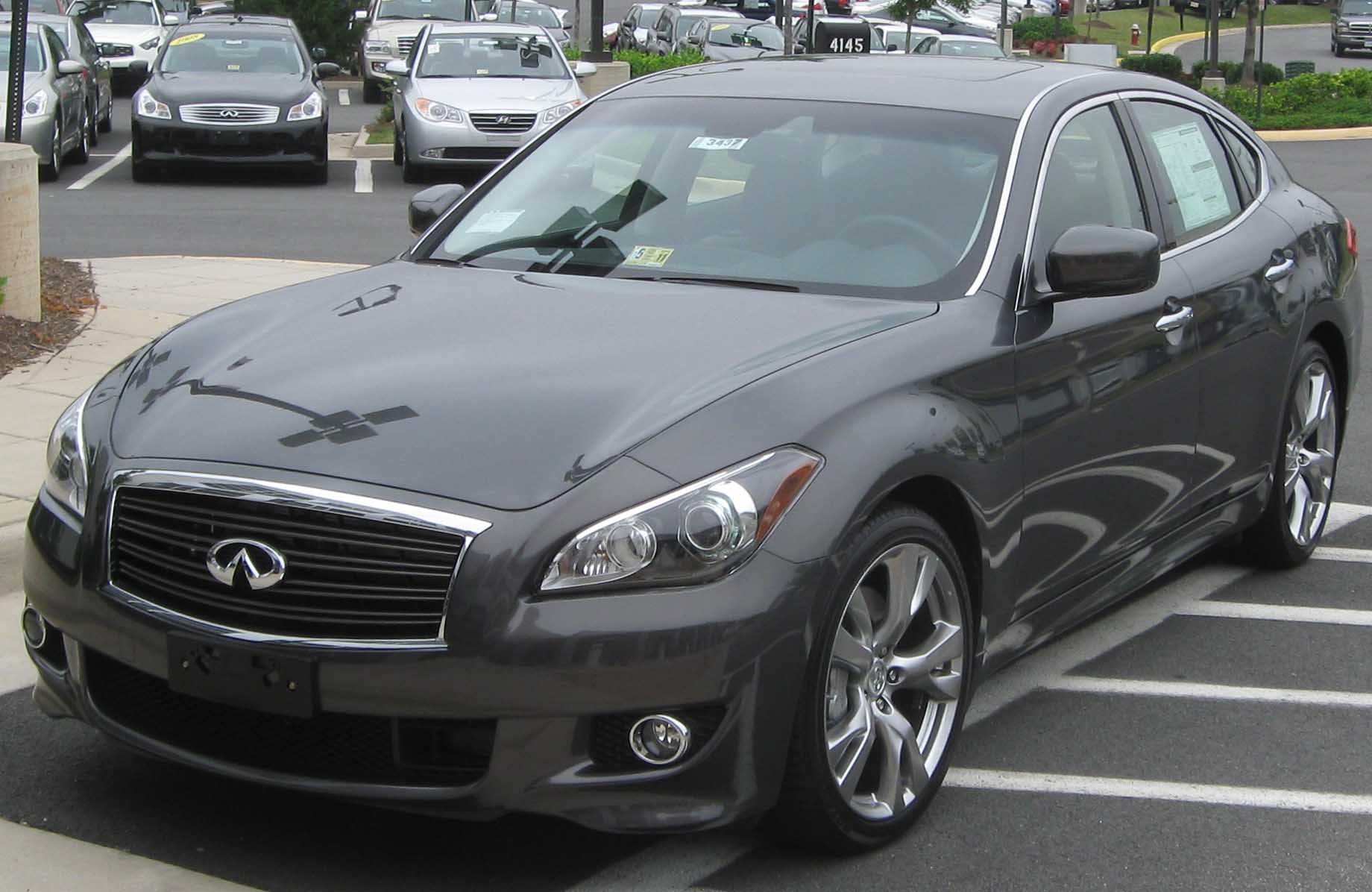 Image of an Infiniti M56