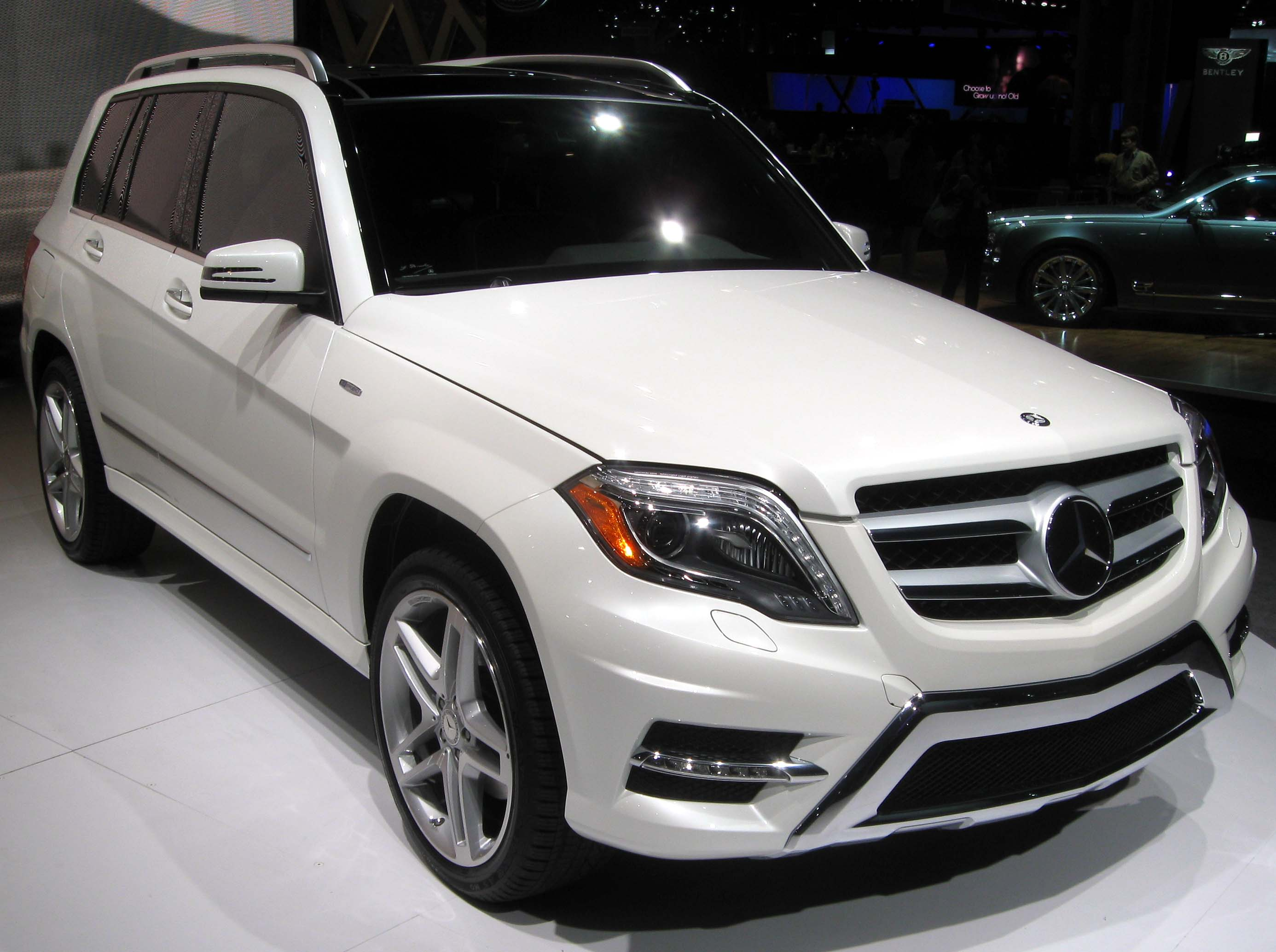 Mercedes Benz Glk  Ps Option