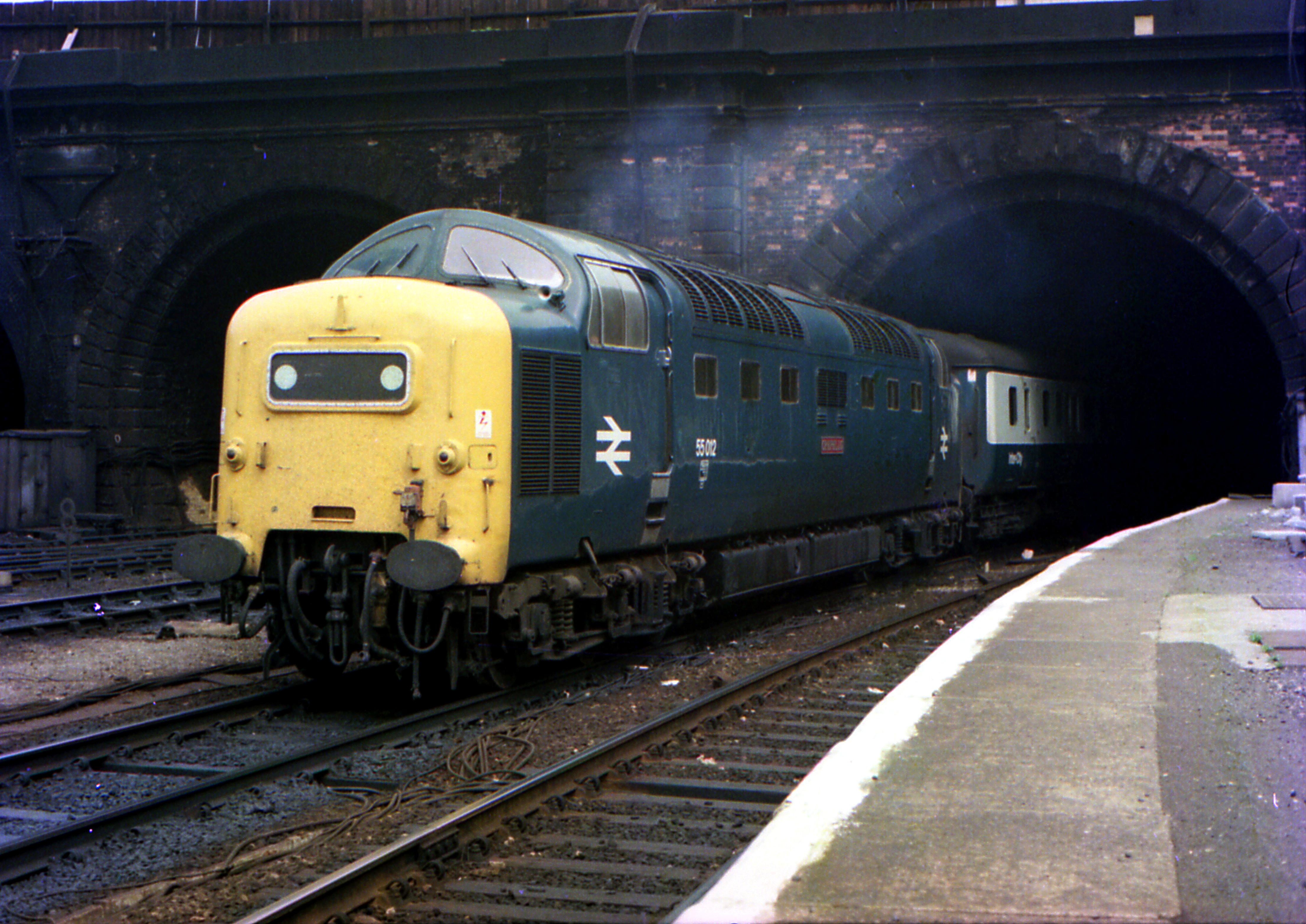 British Rail Class 55 Wikiwand