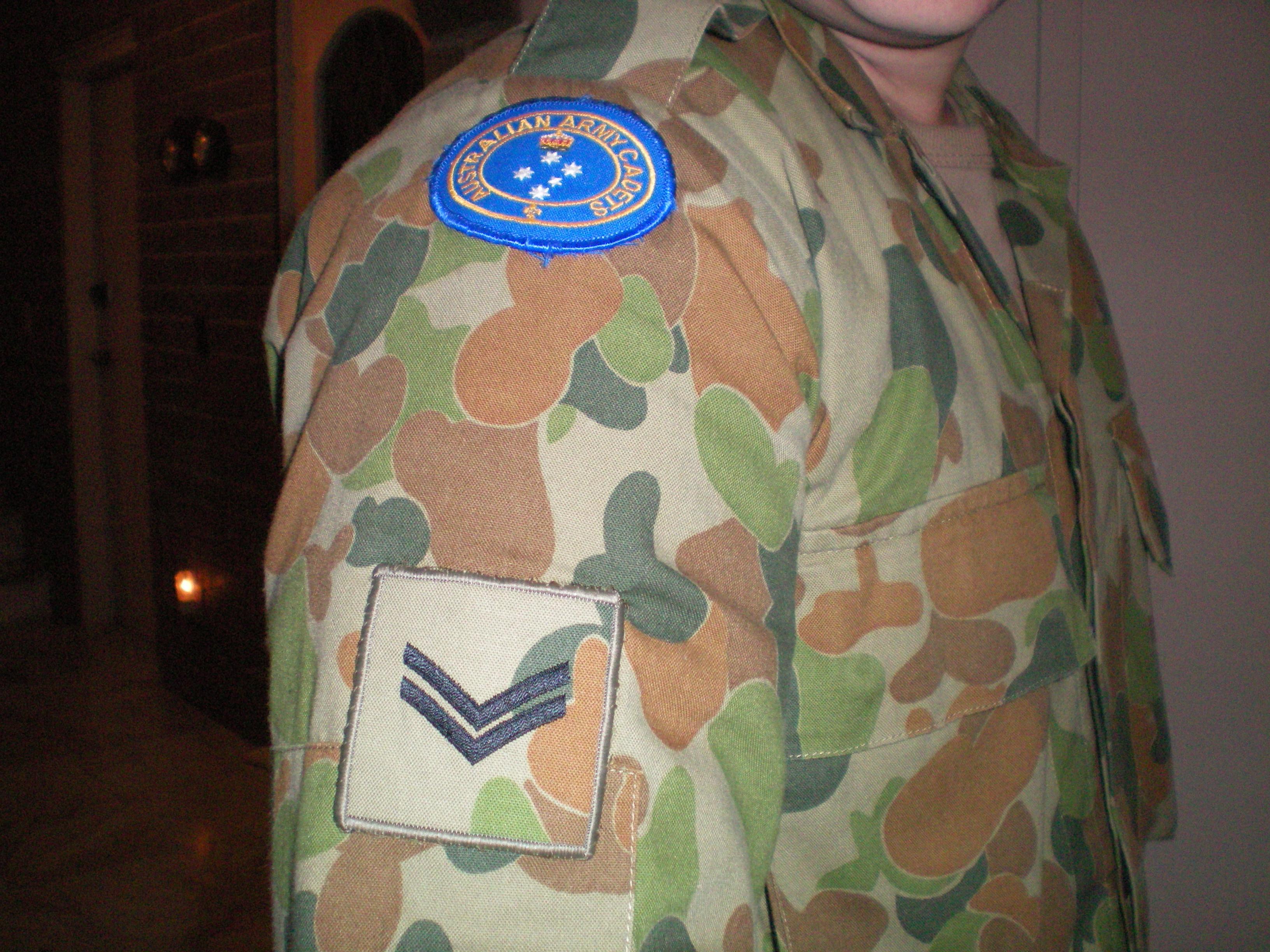 Afx Army Cadets australian army cadets   military wiki   fandom