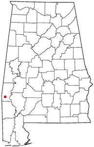 Loko di Gilbertown, Alabama