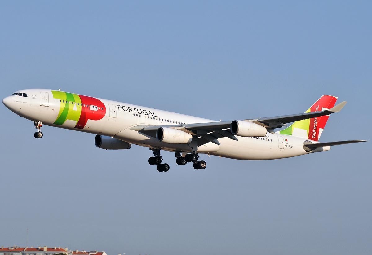 File Airbus A340 312 Tap Portugal An1593861 Jpg