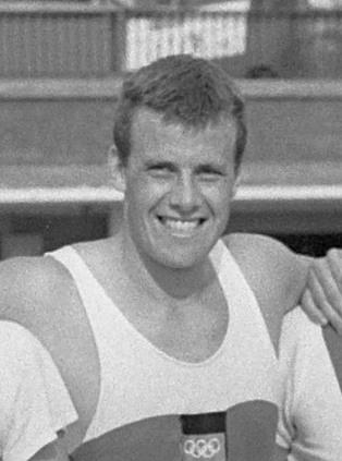 Albrecht Müller in 1964
