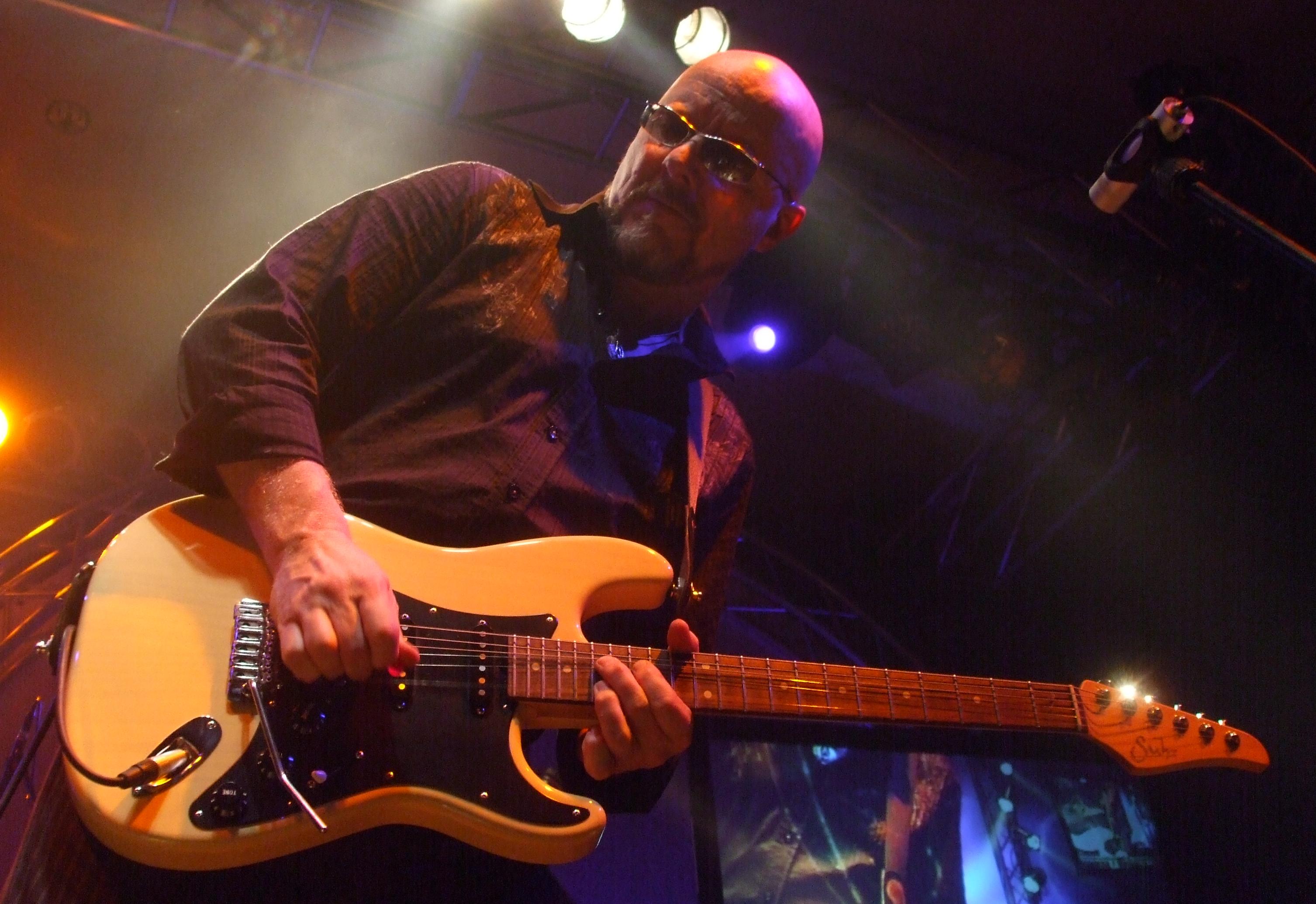 Wishbone Ash Tour History