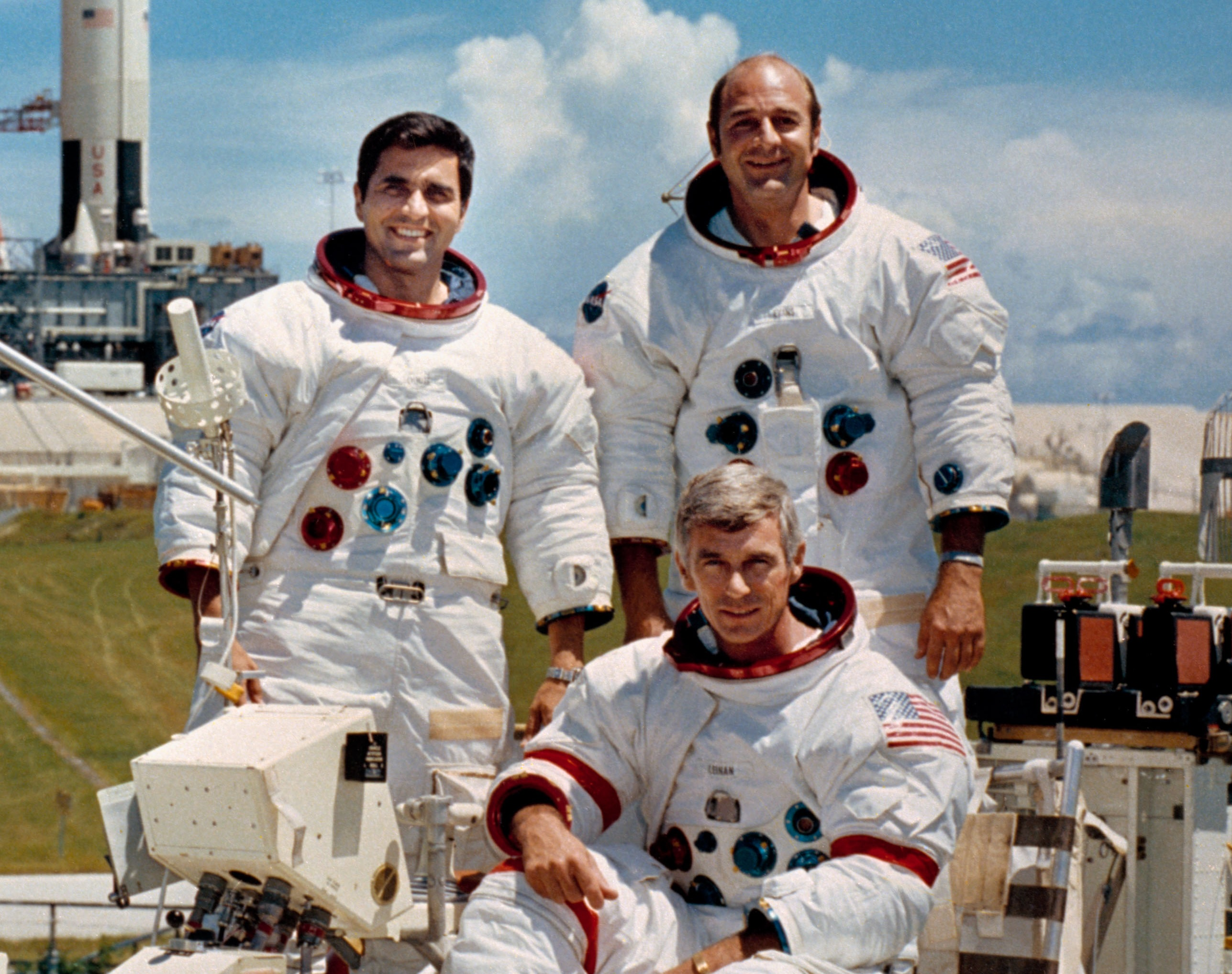 apollo space missions crews - photo #17