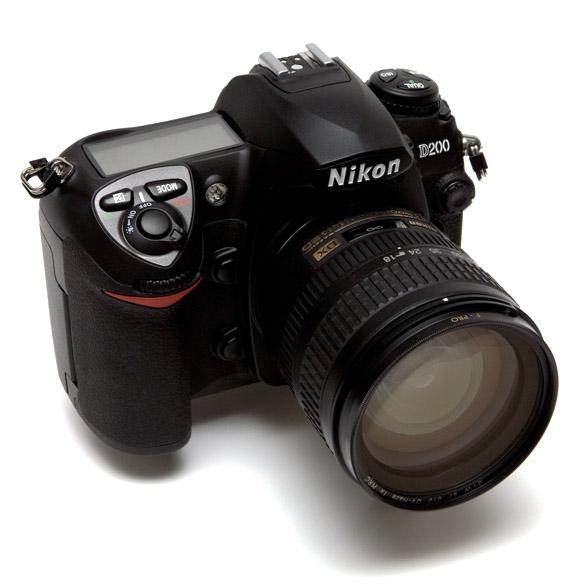 Инструкция к цифровому фотоаппарату nikon d200