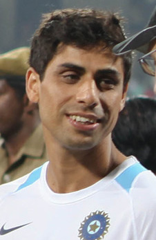 Ashish Nehra - the cool, friendly,  cricket player  with Indian roots in 2019