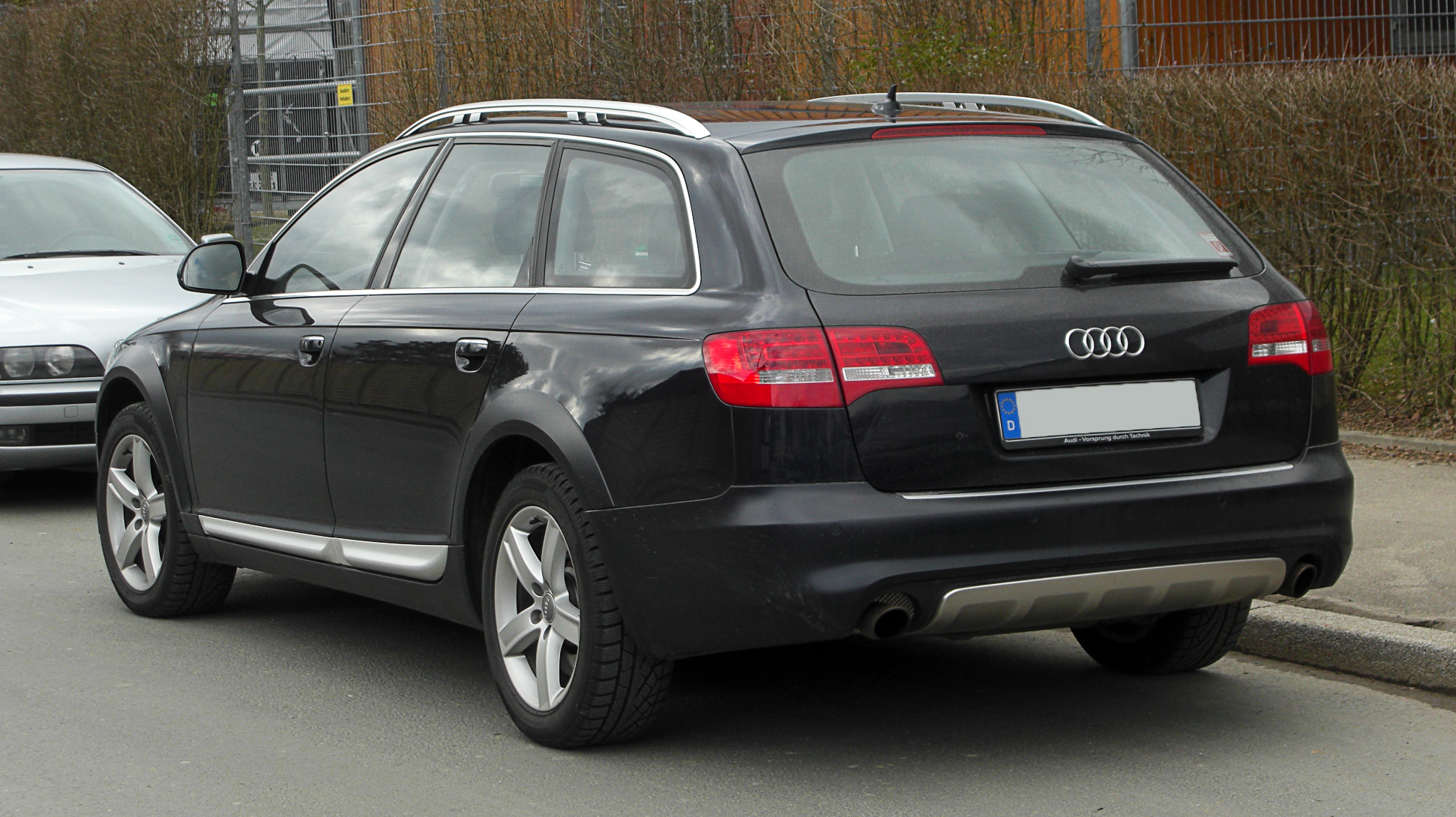 Audi a4 b5 avant tuning optyczny 13