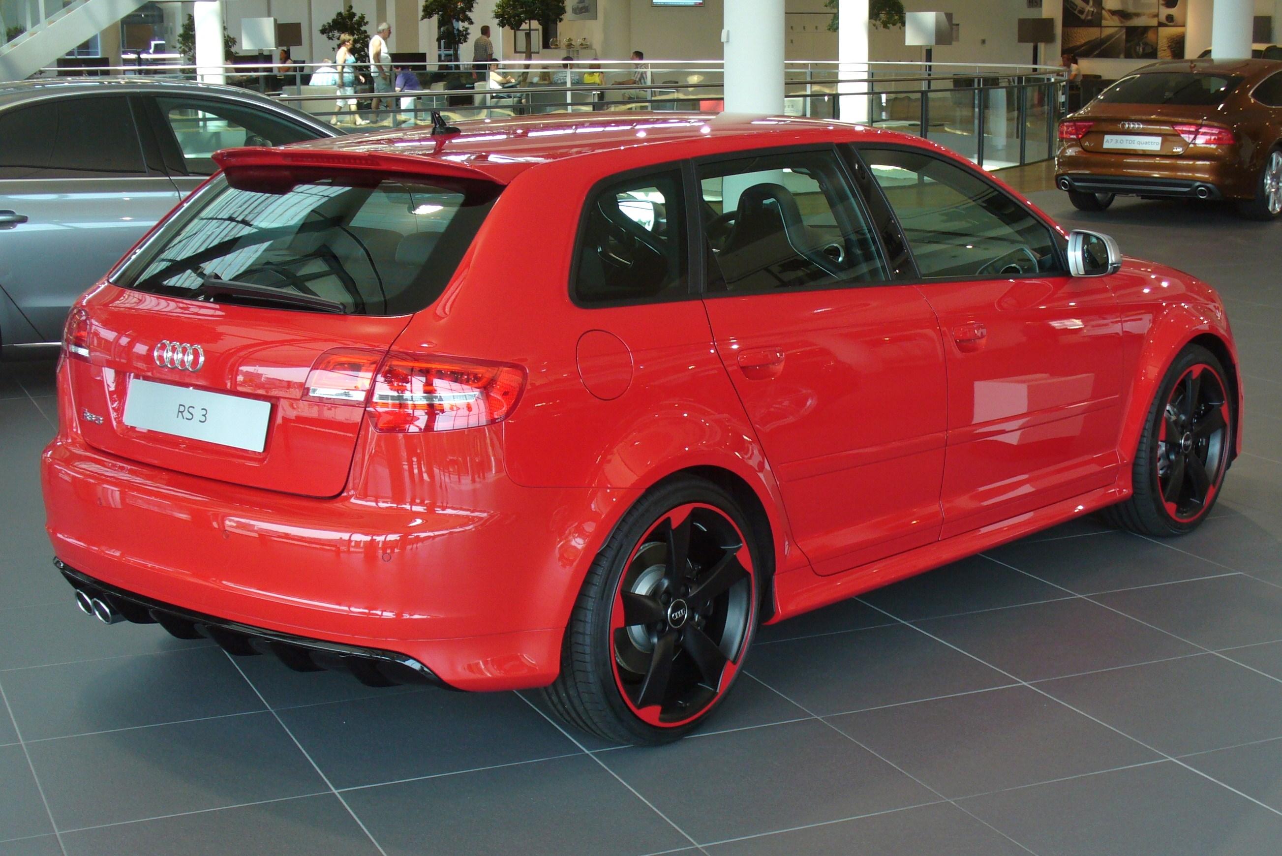 Audi rs3 wiki plugs 6