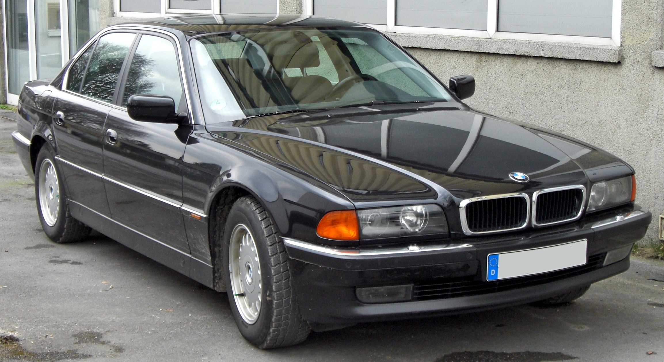 bmw 7 series e38 wikiwand. Black Bedroom Furniture Sets. Home Design Ideas