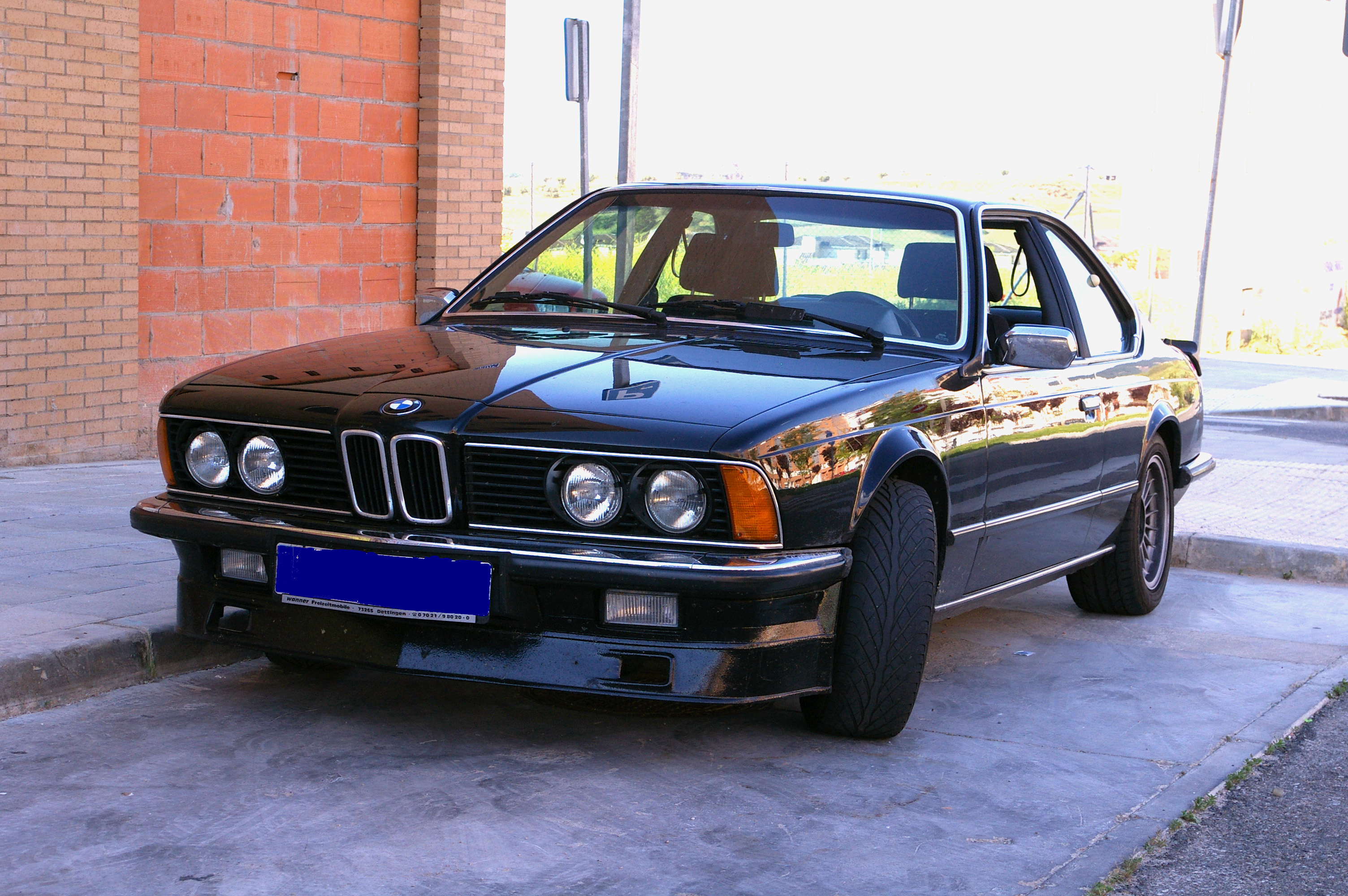 FileBMW ALPINA B Turbo Coupé Jpg Wikimedia Commons - Alpina bmw