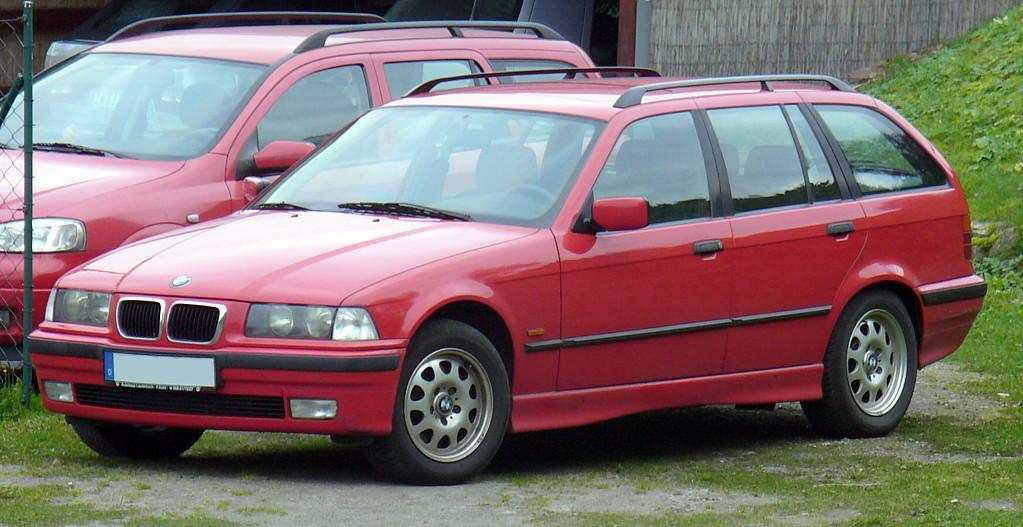 BMW E36 – Wikipedia