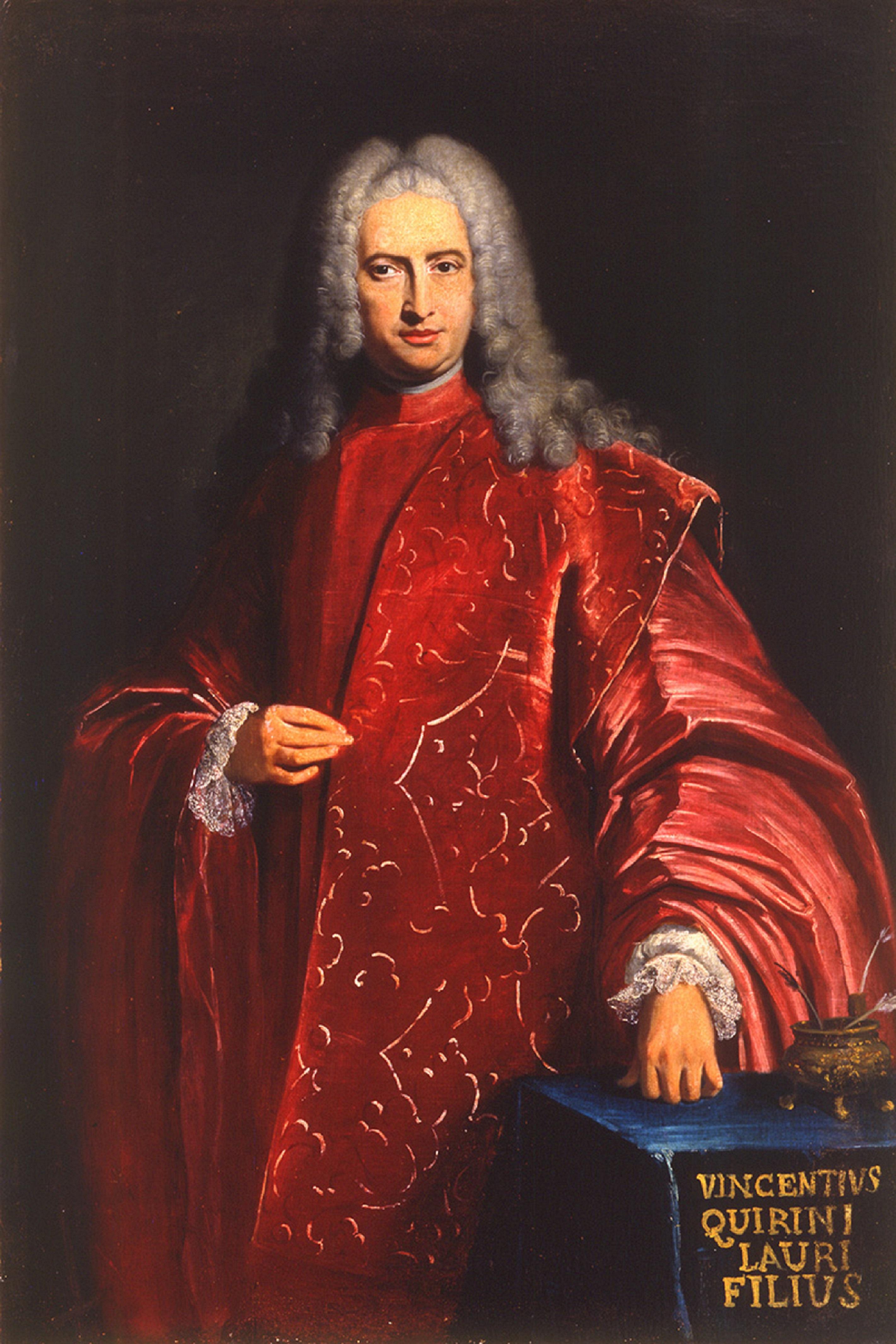 File:Bartolomeo Nazari - Portrait of Doge Vincenzo Querini - WGA16471 ...: commons.wikimedia.org/wiki/file:bartolomeo_nazari_-_portrait_of...